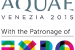 AQUAE VENEZIA 2015 - Biglietti a prezzo ridotto per i nostri soci.